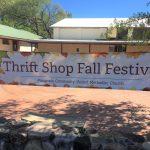 Thrift Shop Fall Festival, Patagonia Community UMC